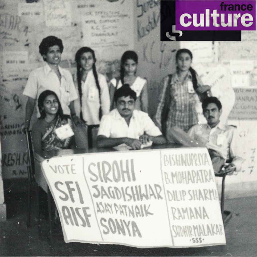1981 Student Elections at Jawaharlal Nehru University